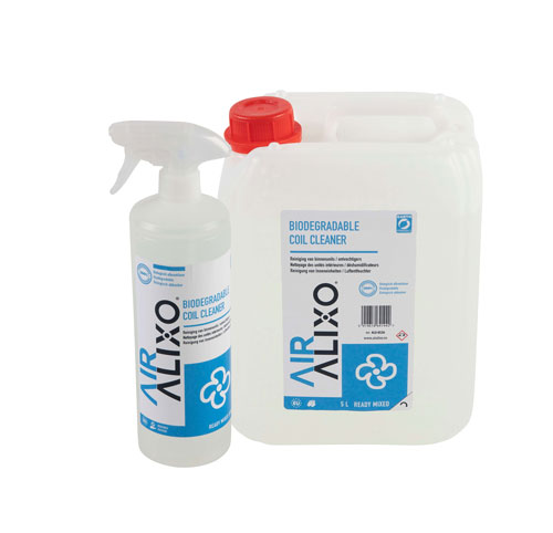 Air Alixo biodegradable cleaner